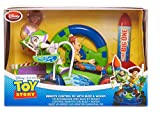 remote control buzz lightyear - Disney Collection Toy Story RC car with Buzz and Woody Remote Control