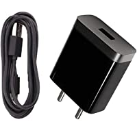 SBA999 Redmi Note 2, Redmi Mi 4i Compatible India Standard 5 V 2A Original Heavy Duty Fast Travel Wall Battery Charger with 1 Mtr. Hi Speed Data Sync Charging Cable