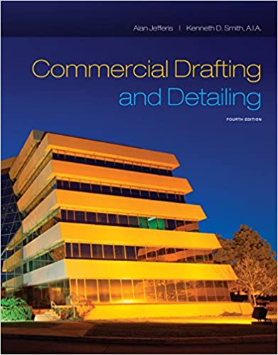 Commercial Drafting and Detailing, Alan Jefferis, Kenneth D