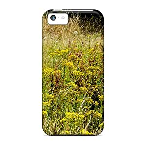 PJPettit Cny470hzXv Protective Case For Iphone 5c(yellow Fields)