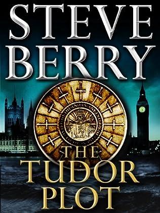 book cover of The Tudor Plot