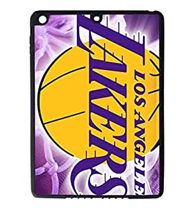 iPad Air Rubber Silicone Case - Lakers Basketball Los Angeles LA