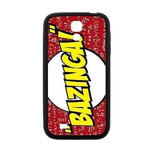 bazinga Phone Case for Samsung Galaxy S4 Case