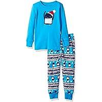 Gymboree Boys' 2 Piece Cotton Tight-fit Pajamas
