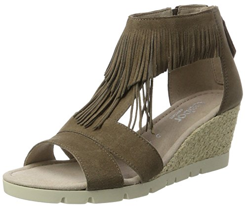 Shoes Gabor para Comfort a Mujer con Cu Sandalias Marr d7Cwr7