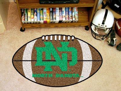 Fanmats University of North Dakota Football Rug - 1216