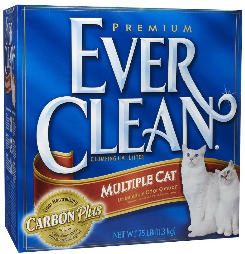 091854712225 - Ever Clean Multiple Cat Litter, 25 Pounds carousel main 0