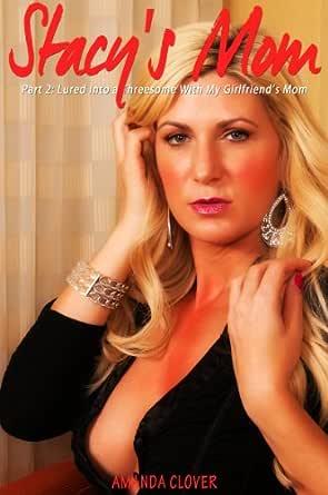 Dildo blonde stocking