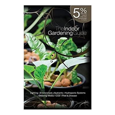 33 Books Co. The Indoor Gardening Guide
