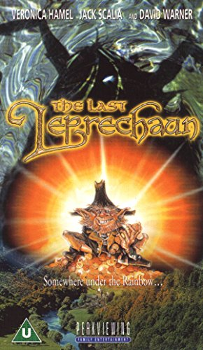 The Last Leprechaun VHS