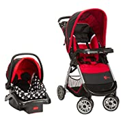 Disney Amble Quad Travel System, Mickey Silhouette