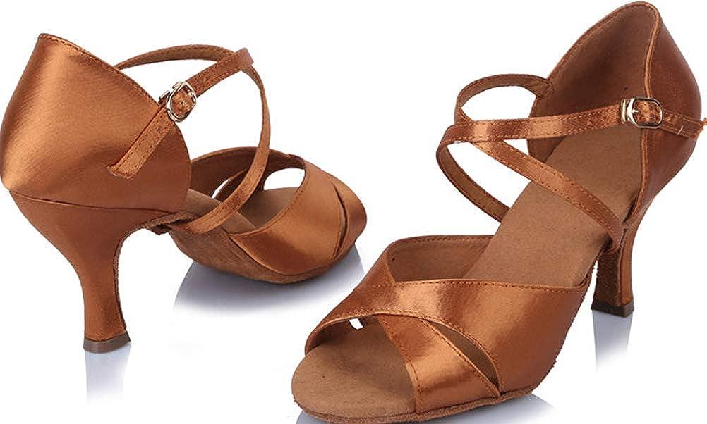 vimedea Womens Latin Waltz Tango Jig Ballroom Salsa Practice Dance Shoes