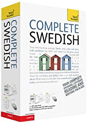 Complete Swedish Book/CD Pack: Teach Yourself (Teach Yourself Complete)