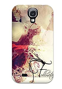 S4 Scratch-proof Protection Case Cover For Galaxy/ Hot Fullmetal Alchemist Phone Case