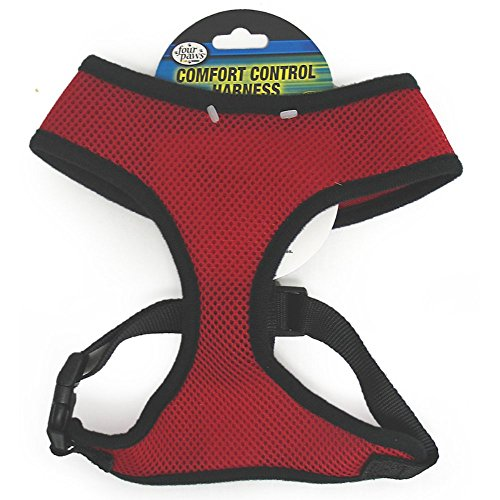 (Four Paws Comfort Control Dog Harness)
