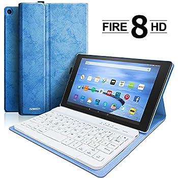 Amazon.com: Cooper Backlight Executive Keyboard Case for 7-8 ...