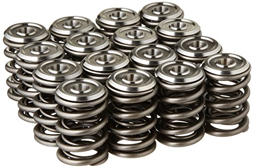 Series Titanium Pro Retainers - Skunk2 344-05-1300 Alpha Valve Spring and Titanium Retainer Kit for Honda B-Series Engines