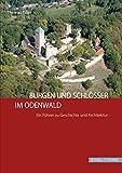 Burgen und Schlosser Im Odenwald : Ein Fuhrer Zu Geschichte und Architektur, Biller, Thomas, 3795428416
