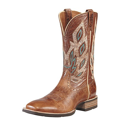 Ariat Men's Nighthawk Western Cowboy Boot, Beasty Brown, 11