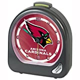 Wincraft Arizona Cardinals Travel Alarm Clock
