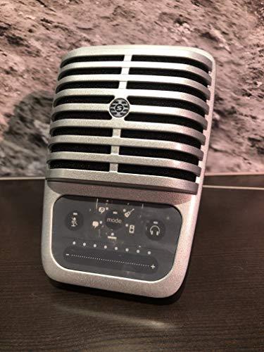 Shure MV51 Digital Large-Diaphragm Condenser Microphone + USB & Lightning ()
