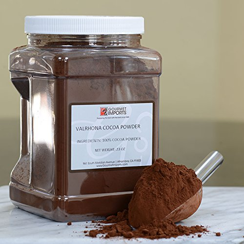 Valrhona Cocoa Powder in a Twist Off Jar - 1.43 lbs by Valrhona (Image #2)
