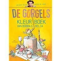 De Gorgels Kleurboek van Bobba & Belia: Met stickers
