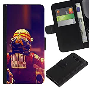 Stuss Case / Funda Carcasa PU de Cuero - F1 - Samsung Galaxy S3 III I9300