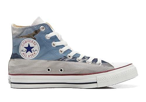 Make Your Shoes Converse Shoes Women s Hand Printed Italian Style (Shoe  Custom) Eagle Size 37 EU 6 0073bbe51b