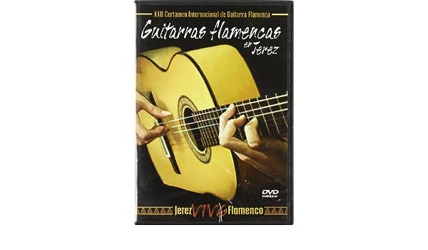 Guitarra Flamenca [Alemania] [DVD]: Amazon.es: Various: Cine y ...