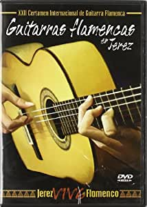 Guitarra Flamenca [Alemania] [DVD]: Amazon.es: Various: Cine y Series TV