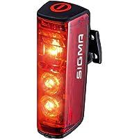 SIGMA SPORT - Blaze | led-fietslicht | StVZO goedgekeurd, op batterijen aangedreven achterlicht met remlicht