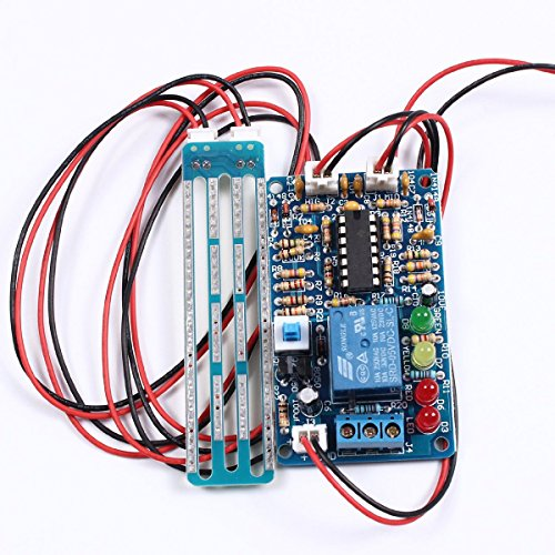 Flow Liquid Transmitter - GEREE Liquid Level Controller Sensor Module Water Level Detection Sensor