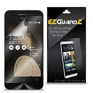 (4-Pack) EZGuardZ Screen Protector for Asus ZenFone 4 (Ultra Clear)