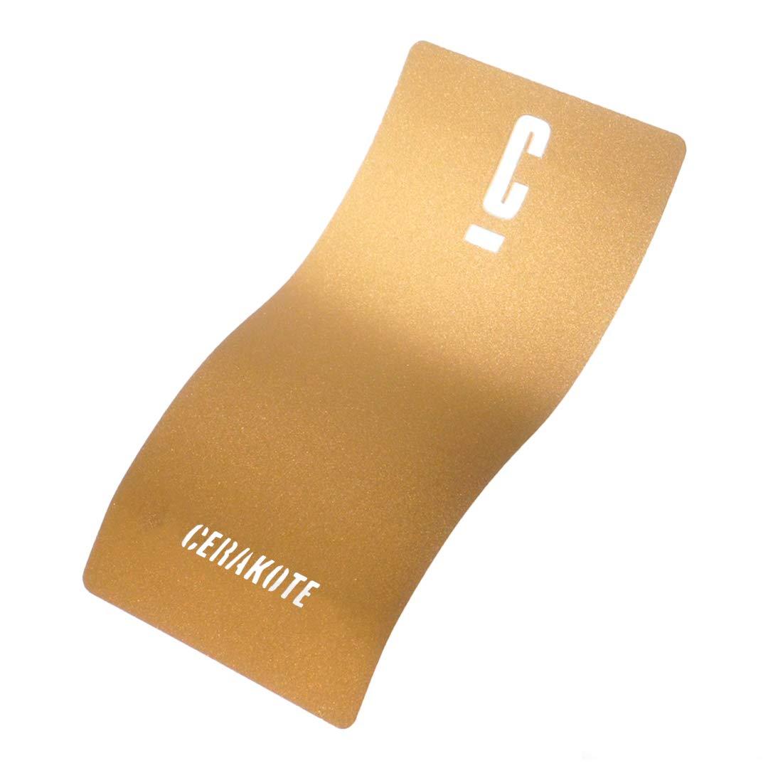 CERAKOTE H-Series Ceramic Coating - Industry Leader in Thin Film Ceramic Polymer coatings - Oven Cure - 4oz Bottle (Gold) by CERAKOTE