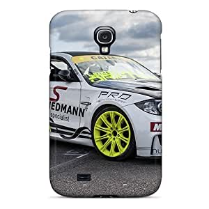 Faddish Phone Bmw Series 1 Drift Car Cases For Galaxy S4 / Perfect Cases Covers