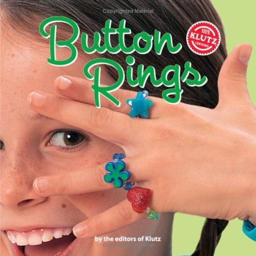 Read Online Button Rings (Klutz) PDF