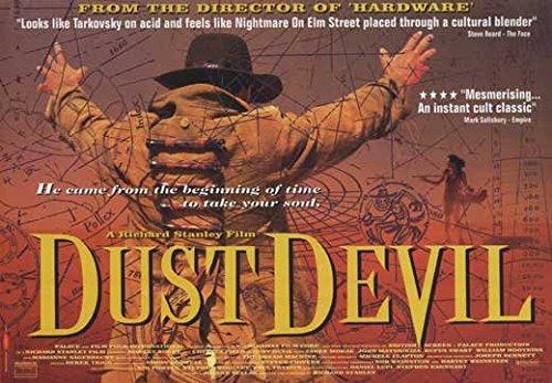 Dust Fiend Poster Movie B 11 x 17 Inches - 28cm x 44cm Robert John Burke Chelsea Field Zakes Mokae John Matshikiza Rufus Swart William Hootkins Terri Norton