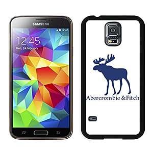Popular Designed Phone Case For Samsung Galaxy S5 I9600 G900a G900v G900p G900t G900w With Abercrombie and Fitch 4 Black Phone Case