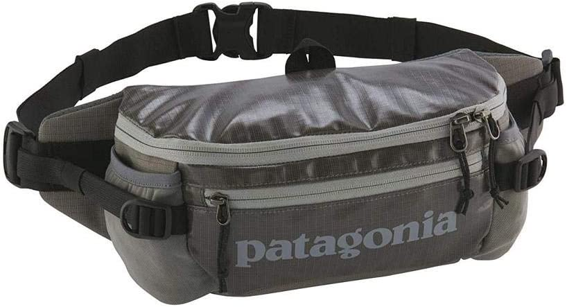 amazing selection top brands usa cheap sale Amazon.com: Patagonia 2018 Gear Bum Bag, 25 cm, hex grey (Grey ...