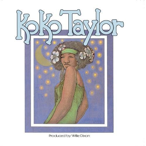 Koko Taylor by Geffen