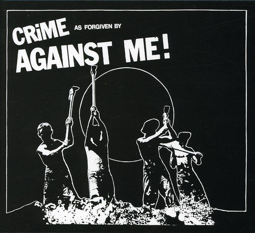 CD : Against Me! - Crime As Forgiven By Against Me (CD)