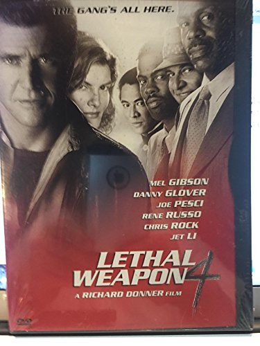 Lethal Weapon 4 (DVD Video)