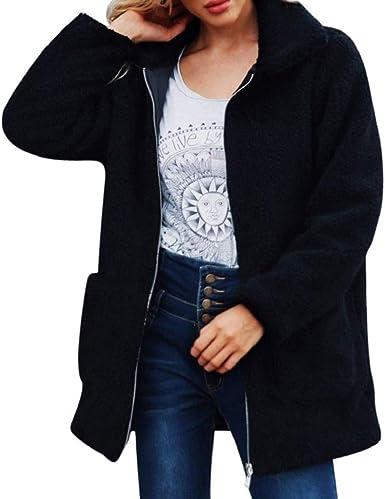 Womens Windbreaker Zip Up Lapel Fall Cardigan Jacket Roll Sleeve Outwear Hooded Anorak Coat