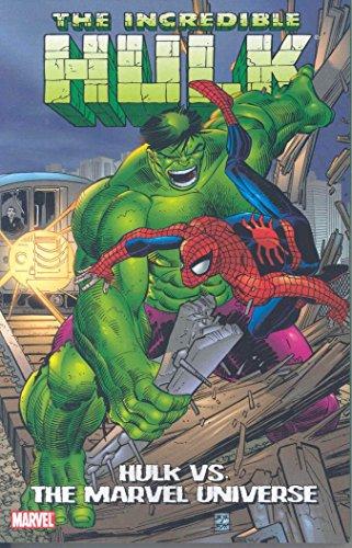 Hulk Vs. The Marvel Universe TPB (Hulk (Paperback Marvel)) by Jack Kirby (Artist), Marie Severin (Artist), Frank Miller (Artist), (18-Jun-2008) Paperback