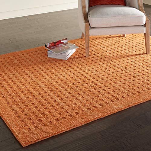 Stone & Beam Casual Geometric Wool Rug, 5