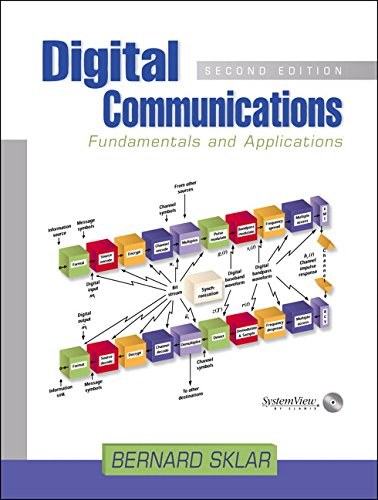 Communication Fundamentals - Digital Communications: Fundamentals and Applications (Paperback) (2nd Edition) (Prentice Hall Communications Engineering and Emerging Technologies Series from Ted Rappaport)