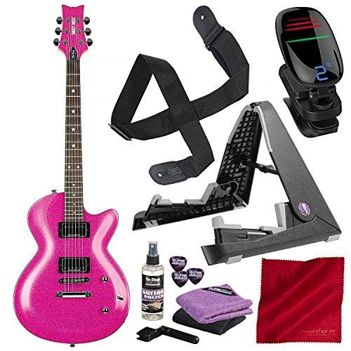 Daisy Rock - Guitarra eléctrica de cuerpo sólido con 6 cuerdas ...