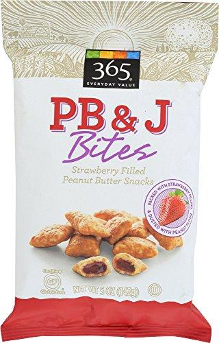 365 Everyday Value, PB&J Bites, 5 oz