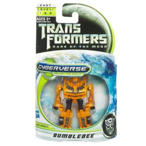 Bolt Bumble Bee - Bolt Bumblebee Redeco Dark of the Moon Cyberverse Legion Class Action Figure